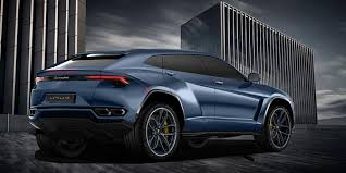 2018 lamborghini suv. delighful suv the 2018 lamborghini urus production version rendered to lamborghini suv n