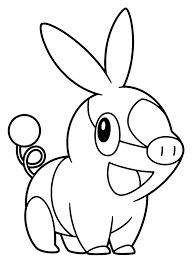 Pokemon Black Kleurplaten Animaatjesnl