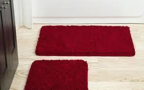 kohls bathroom rugs multi gray bath sets best grey rose