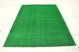 artificial grass rug read reviews of indoor outdoor green artificial grass turf area rug from hundreds