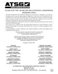 4l60e Apply Chart 4l60e 65e 70e 4l80e 85e Diagnostic Code Book Manualzz Com