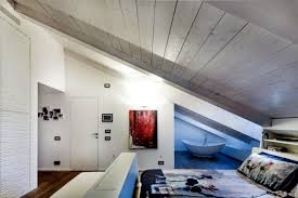 Design Rooms With Pitched Roof To Feel Good  Interior Design Rooms In Roof Designs