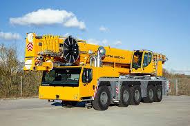 Liebherr Crane Repair Service Bode Technical Services