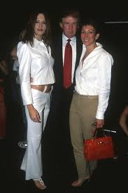 Ghislaine maxwell faces up to 35 years in prison if convicted of helping groom underage girls. Here S Every Time Donald Trump And Ghislaine Maxwell Have Been Photographed Together