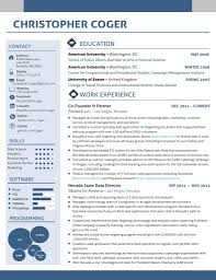 Best Layout Foresume Template Examples Freshers Engineers For Resume
