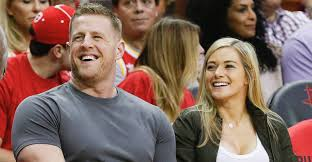 Watt is going to seal the deal with his girlfriend of 2 years. Texans J J Watt Weighs In On Kealia Ohai Being Traded