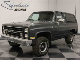 1987 Chevrolet Blazer for Sale | ClassicCars.com | CC-761430