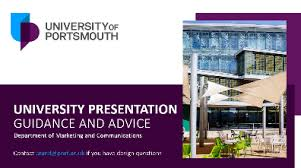 Ppt On Composite Materials Powerpoint Marketing And Communications University Of Portsmouth