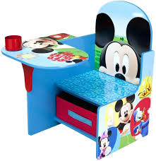 desk chairs desk and chair set ikea childs uk mickey mouse duck themed blue kids