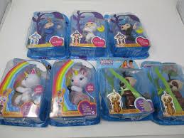 lot 7 fingerlings 3 baby monkeys baby unicorns 2 baby sloths 2 of nnrbkz2839 new toy