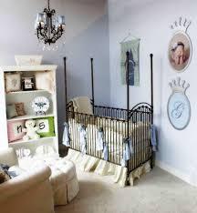 newborn baby room nursery chandelier