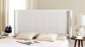 white velvet headboard. Unique White KEEGAN WHITE VELVET HEADBOARD Keegan White Velvet Headboard HEADBOARDS For N