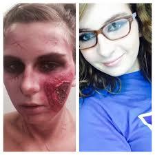 zombie makeup 5