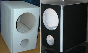 diy speaker box calculator lovely cool home theater subwoofer enclosure design contemporary simple