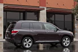 2011 Toyota Highlander Facelift: US-Spec Model Unveiled and Priced ...