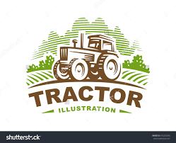 503 green tractor logo for agriculture business design tractor logo illustration emblem design 475253596 shutterstock