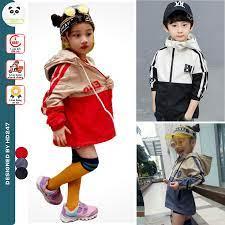 Áo bé gái từ chất liệu thun kiểu dáng dể thương phong cách độc đáo thiết kế thời  trang có hai màu lựa chọn [ màu đỏ và màu trắng] dành cho