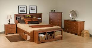 platform bed with headboard storage. Plain Headboard Napa Deluxe Storage Platform Bed With Headboard In With H