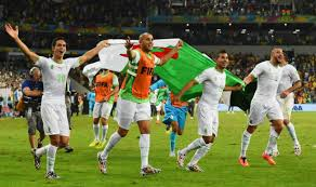 Image result for Algeria world cup 2014