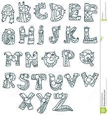 Lettering Letters Design Cool Letter Designs Alphabet Joyful Cartoon Font From A
