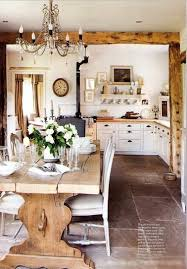 rustic dining room design. Wonderful Dining Room Design And Decoration With Rustic Chic Table : Marvelous E