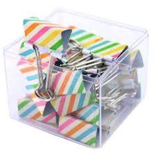 striped binder clips 3 49