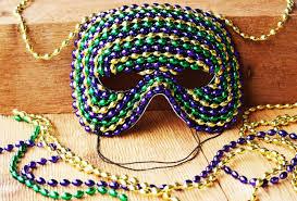 mardi gras masquerade ball diy mask