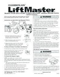 linear garage door opener manual linear garage door opener remote programming com linear garage door remote