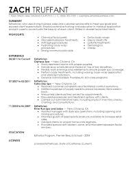 Skills In Hrm Resume. Sample Certificate Of Acceptance For Ojt Fresh ...