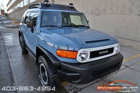 2014 Toyota FJ Cruiser Trail Teams Ultimate Edition – FINAL YEAR ...