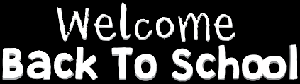 Welcome Back to School PNG Clipart   Gallery Yopriceville - High-Quality  Images and Transparent PNG Free Clipart