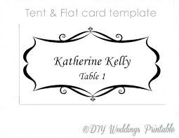 Half Fold Card Template Word Folded Place Cards Template Inspirational Small Tent Card