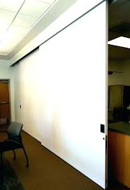 wall dividers sliding walls large doors room 5 foot wide insulated internal glass