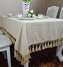 dining table cloth coffee table cover