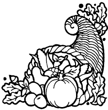 Small Picture Printable Coloring Pages For Thanksgiving Free Printable