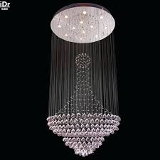 crystal chandelier whole whole chic modern waterfall intended for contemporary household chandelier parts whole ideas