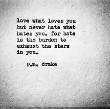 Love Hate Quotes Delectable Pin By Green Eyes On Quotes Galore Pinterest Golden Quotes