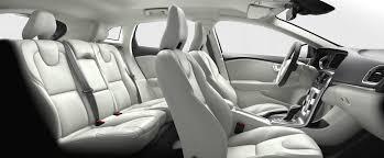 volvo s40 volvo xc40 interior. p10g \u2013 blond leather volvo s40 xc40 interior