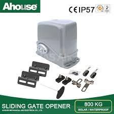 sliding iron gates automatic gate sliding gate motor