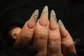 Almond Shaped Nail Art - Fashion Fuz