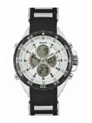 watches for men buy men s watches online in myntra rdstr men white digital chronograph watch mfb pn wth2816 b