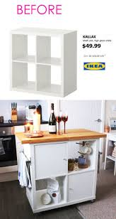 Image Drawers Kitchen Island Ikea Hacks Piece Of Rainbow 20 Smart And Gorgeous Ikea Hacks Great Tutorials Piece Of