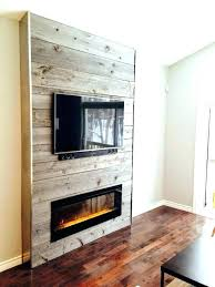reclaimed wood fireplace surround wall medium size of plank timber w