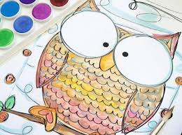 They are often associated with magic and macabre in popular fiction. Owl Coloring Pages 100 Directions