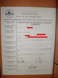 How To Get Barangay Clearance Certificate In The Philippines Cebu