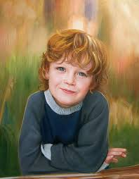 children custom portraits custom oil portraits custom oil paintings child custom paintings childrens custom art photo into painting