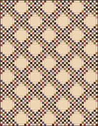 Triple Irish Chain Quilt: Quilt Blocks and Patterns & Triple Irish Chain Quilt - Checkerboard Adamdwight.com