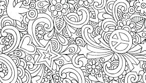 Abstract Coloring Pages For Adults And Artists Coloring Pages For