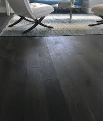 Dark hardwood floors Glossy Dark Grey Hardwood Florors Wide Plank Structured Floors The Flooring Girl Dark Wood Floor Structured Newbury Stonewoodproductscom