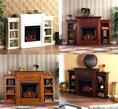 electric fireplace won t turn on with bookcase in 4 colors gas or logs start ele